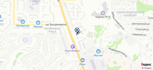 VipДом на карте