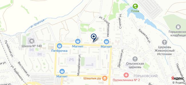 Отделение электросвязи №38 на карте
