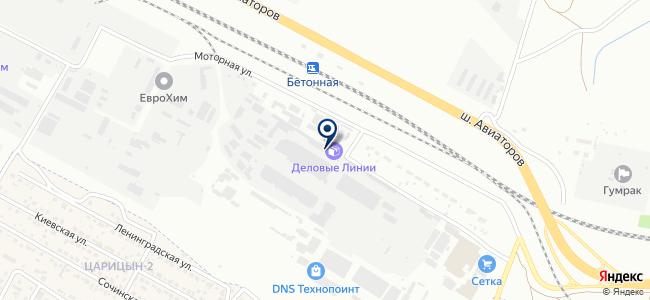 ВолгаГазКомплект на карте