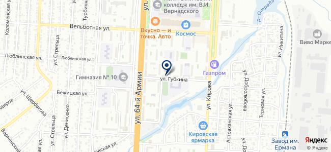 Элемер-Волга, ООО на карте