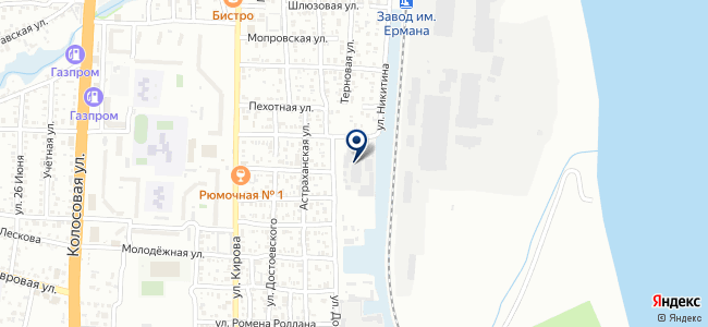 Пром Энерго Сервис на карте
