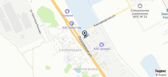 Хозстройторг на карте