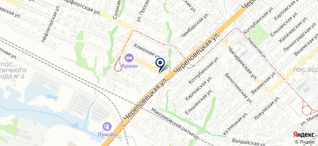 Rus сервис на карте