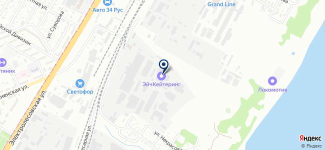 Технико-кабельная компания, ООО на карте