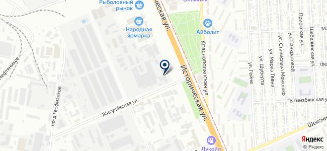 Электросельхозпроммонтаж, ООО на карте
