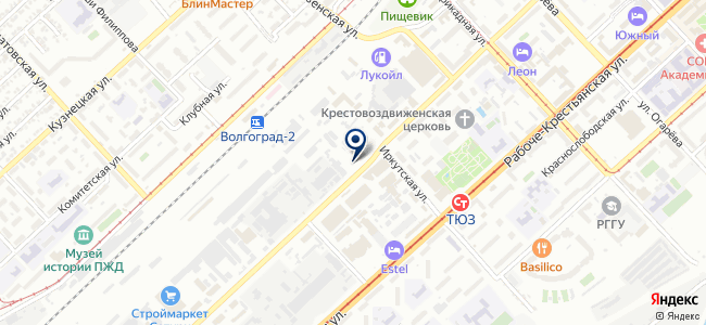 МФК ТехЭнерго на карте