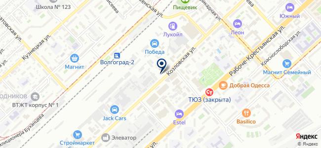 Катод, ООО на карте