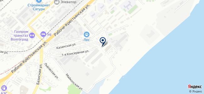 Монтаж Сервис, ООО на карте