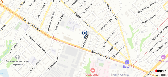 Теххолод, ООО на карте
