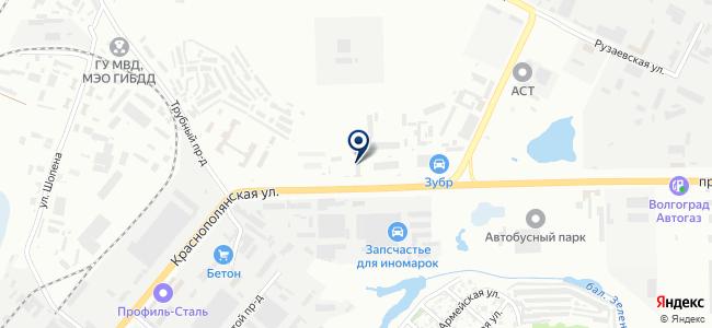 Титан-Изотоп, ЗАО на карте