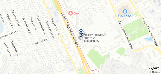 Авгит-Инструмент на карте