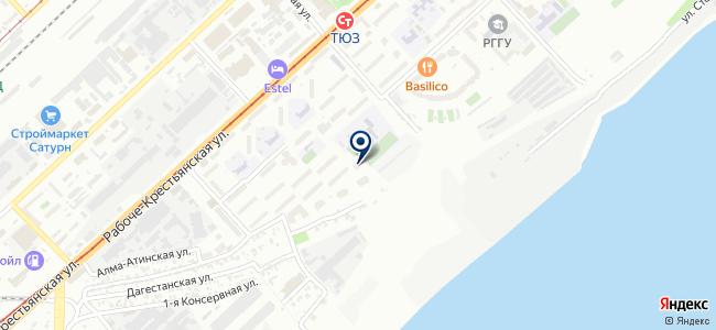 Донэнергокомплект на карте