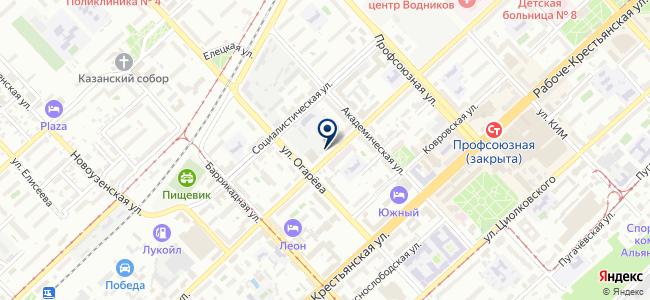 НПФ Славяне на карте