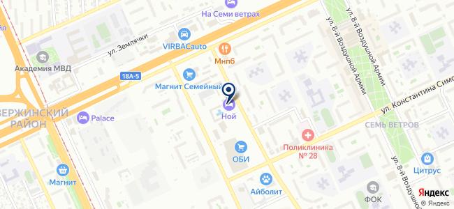 ВолгаЭнегроПромСервис на карте