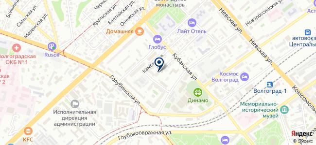 СтройСнаб-Волга, ООО на карте