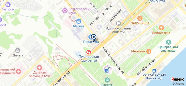 Атон-Волга, ООО на карте