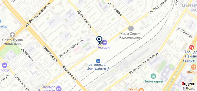 Прадо, ООО на карте
