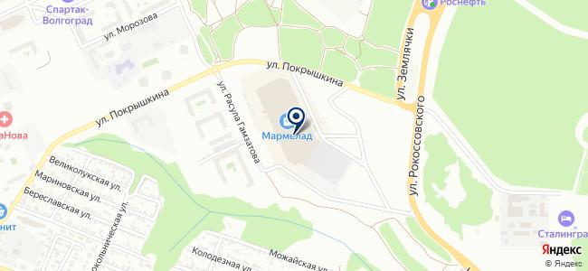Французская лавка, магазин товаров для дома на карте