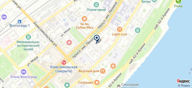 АСБ Люмьер, ООО на карте