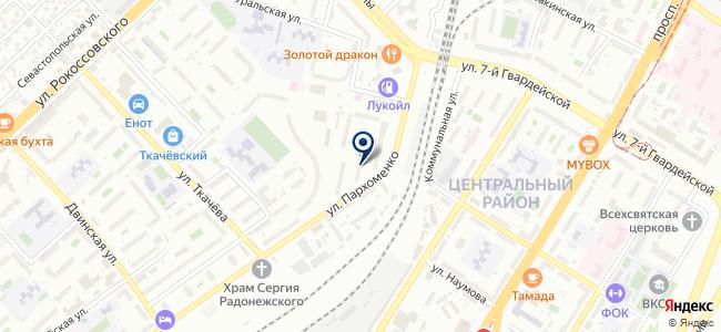 СК-ВолгаСпецСтрой на карте