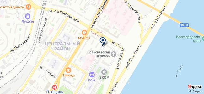 Газкомплектресурс, ООО на карте