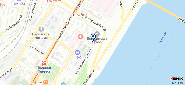 Акватехника на карте