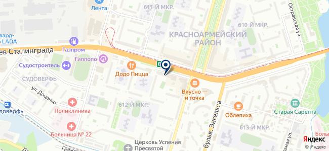 ЭСП ЭНЕРГОТЕХМОНТАЖ, ООО на карте
