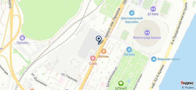 ВИВАТ-инструмент на карте
