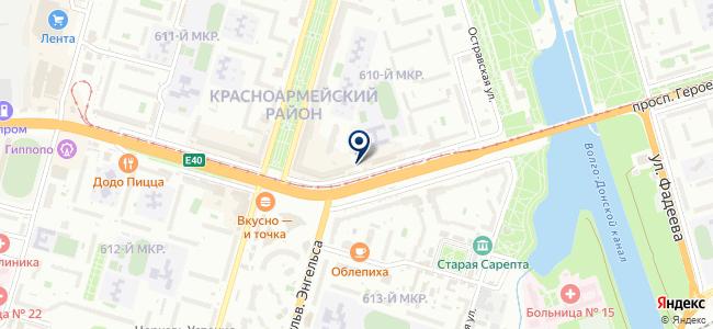 Скупка Феникс на карте