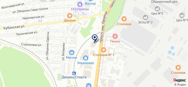 A-Studia на карте