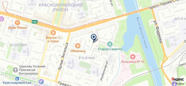 Арсенал Электрик на карте