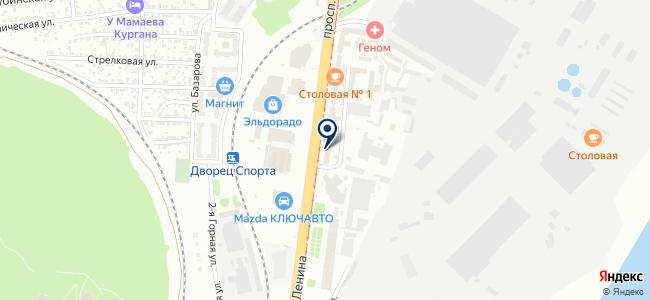 ГК Авега, ООО на карте