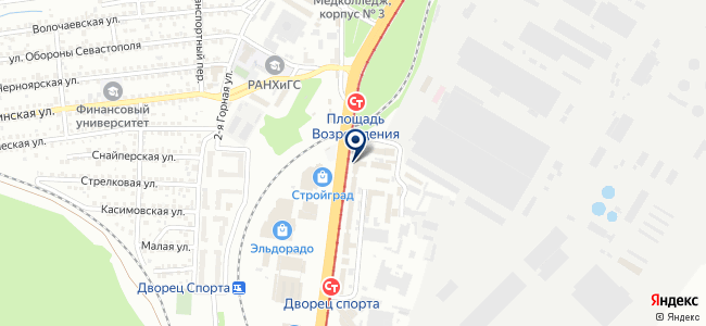 ТеплоСвет34 на карте