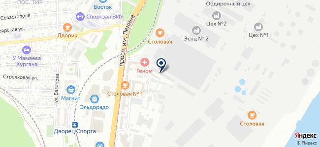 Стал, ООО на карте