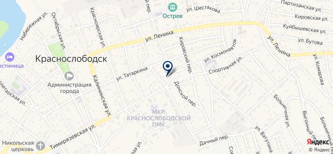 Магазин хозяйственных и электротоваров, ИП Фролова В.М. на карте