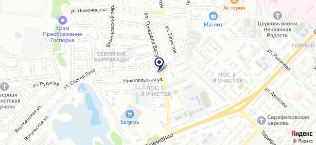 Алексей и Компания, ООО на карте