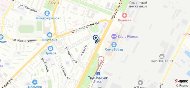 Магазин электротоваров, ООО Электросервис на карте