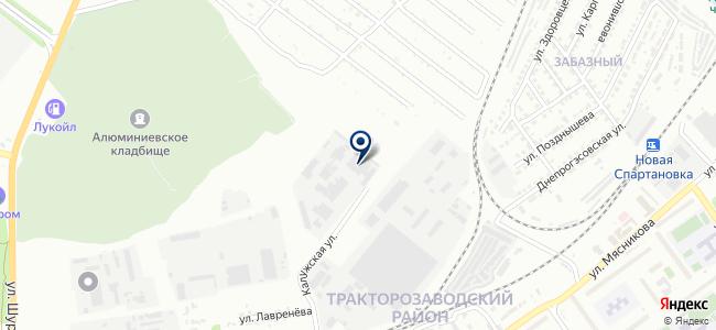 ВолгоЭлектроЩит, ООО на карте
