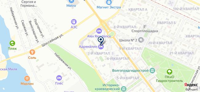 ЭЛКА-МВ на карте