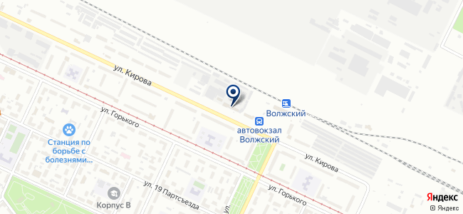 Волга-Телеком, ООО на карте