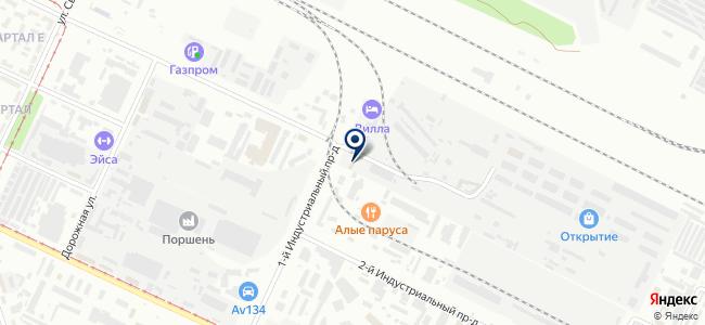 Forpost на карте