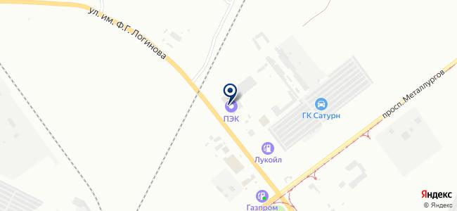 Статус-СТ, ООО на карте