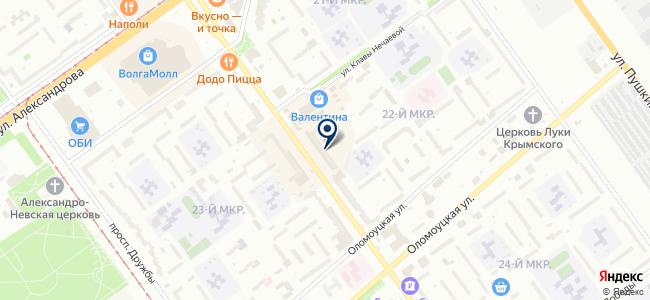 Maxilight на карте