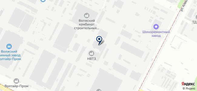 Ялта на карте