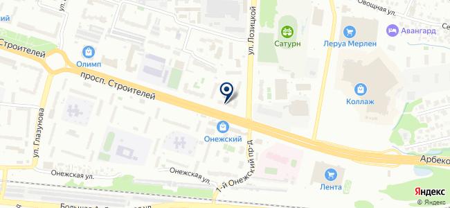 Компания СВ, ООО на карте