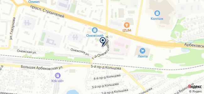 Hitachi на карте