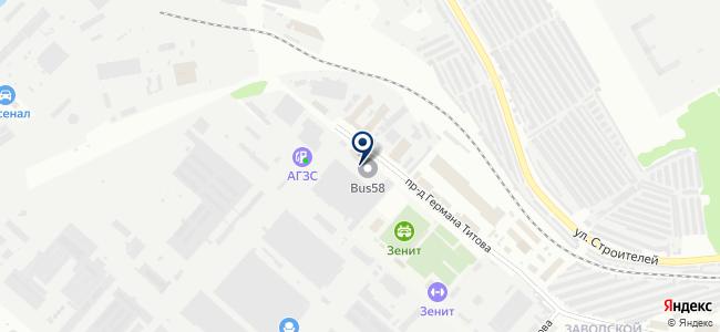 Унистрой, ООО на карте