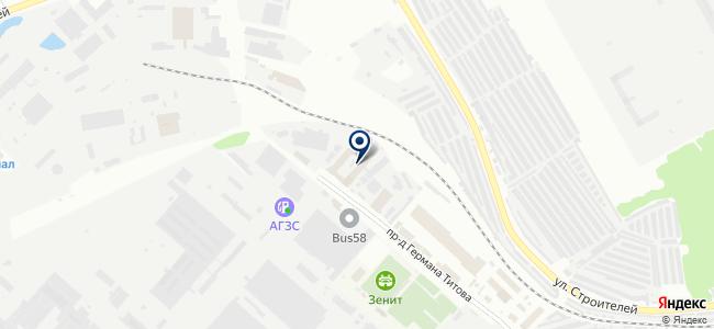 База Электроматериалов на карте