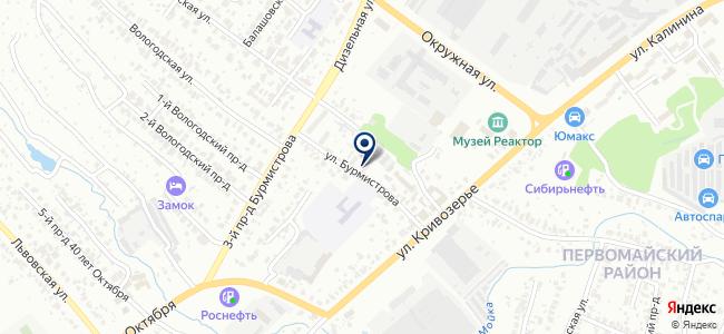 ЭЛКО-Электронная компания на карте