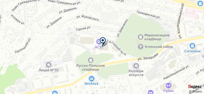 Симакс, ООО на карте